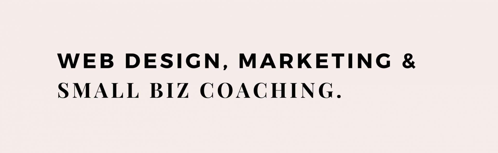 Small Business Coaching & Web Design Services | The Image Alkemist